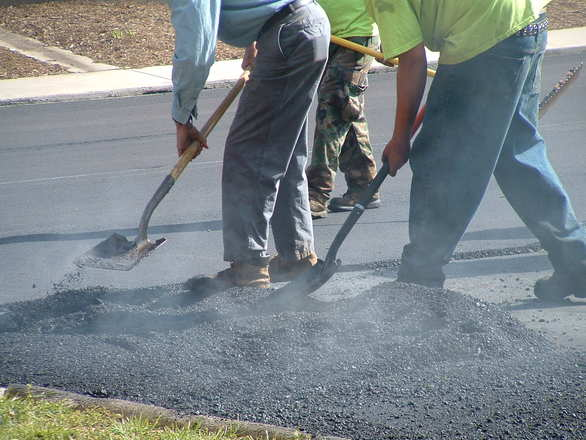 asphalt repair contractors southern maryland