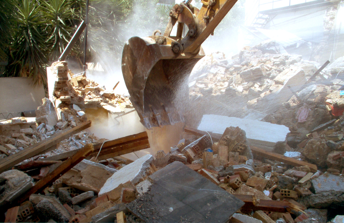 demolition company southern maryland